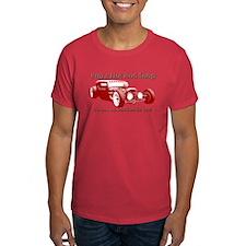 Cool Flaming 8 ball T-Shirt