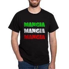 Mangia Mangia Mangia T-Shirt