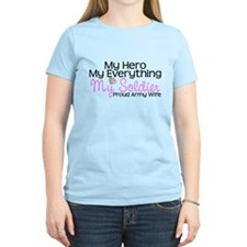My Everything Army Wife T-Shirt