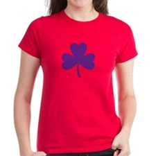 Red Hat Shamrock Tee