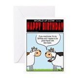 Bob Dylans Gift Greeting Card