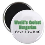 World's Coolest Hungarian Magnet