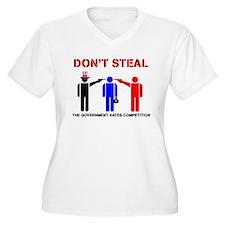 Cute Hate ron paul T-Shirt