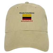 Colombian Grandmother (Abuela Baseball Cap
