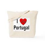 I Love Portugal Tote Bag