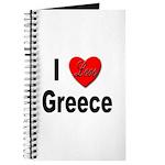 I Love Greece Journal