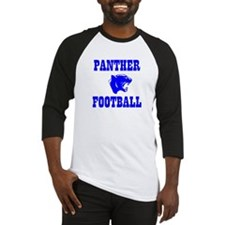 Panther Football Baseball Jersey