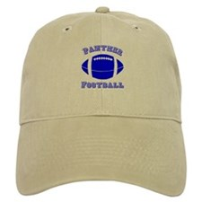 Panther Football Baseball Cap
