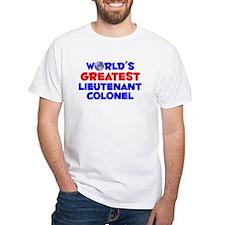 World's Greatest Lieut.. (A) Shirt