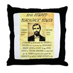 Blackjack Bowen Throw Pillow