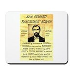 Blackjack Bowen Mousepad