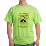 Blackjack Bowen Green T-Shirt