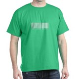 Freelance Writer Barcode T-Shirt