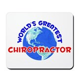 World's Greatest Chiro.. (E) Mousepad