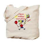Papou Fun Boy Tote Bag