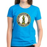 National Guard Retired<BR> Woman's T-Shirt 7