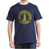 National Guard Retired<BR> T-Shirt 12