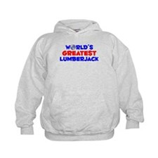 World's Greatest Lumbe.. (A) Hoodie