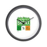 New Bronx Irish Wall Clock