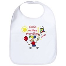 YiaYia Fun Boy Bib