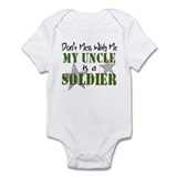Don't Mess With Me Infant Bodysuit