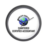 World's Coolest CHARTERED CERTIFIED ACCOUNTANT Wal