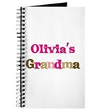 Olivia's Grandma Journal