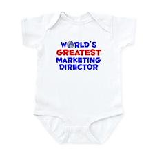 World's Greatest Marke.. (A) Infant Bodysuit