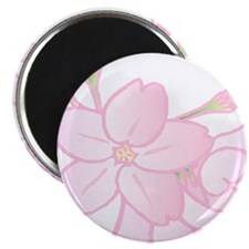 """CHERRY BLOSSOMS 2.25"""" Magnet (10 pack)"""