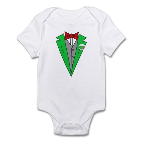Irish Tuxedo T-Shirt Infant Bodysuit