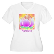 Bejeweled Lotus Flower T-Shirt
