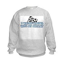 12 Racing Mommy Sweatshirt