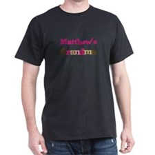 Matthew's Grandma T-Shirt