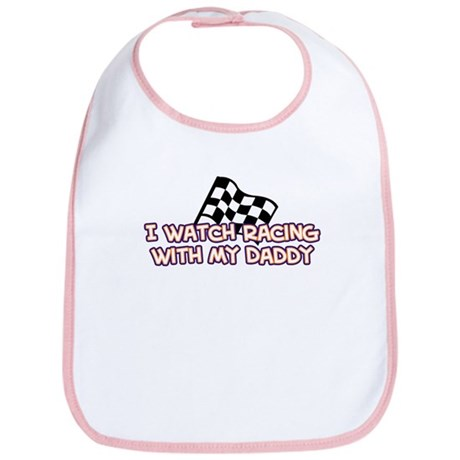 11 Racing Daddy Bib