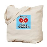 Table Tennis - Tote Bag