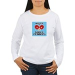 Table Tennis - Women's Long Sleeve T-Shirt