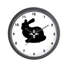 Game Usagi Wall Clock