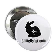 "Game Usagi 2.25"" Button"