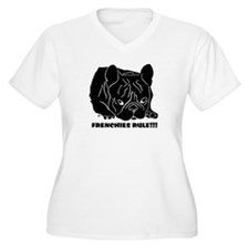 Frenchies Rule T-Shirt