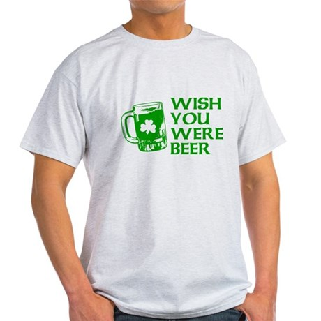 Wish You Were Beer Light T-Shirt