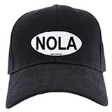 New Orleans Oval Baseball Cap