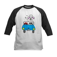 A Sheep at the Wheel Tee