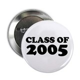 Class of 2005 (Front Only) Button
