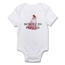 Moroccan Princess Infant Bodysuit