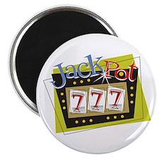 "Jackpot 2.25"" Magnet (10 pack)"