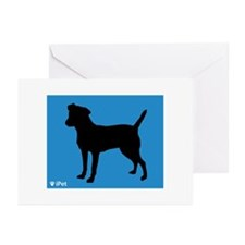 Patterdale iPet Greeting Cards (Pk of 10)