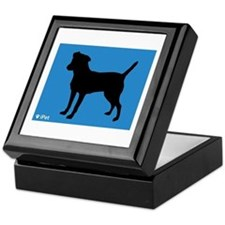 Patterdale iPet Keepsake Box