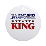 JAGGER for king Ornament (Round)