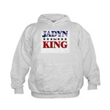 JADYN for king Hoody