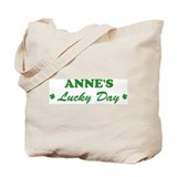 ANNE - lucky day Tote Bag